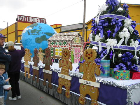 Relay for Life Float